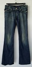 Rock & Republic Women's Kasandra Low Rise Flare Bootcut Jeans 25