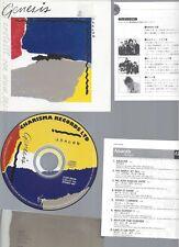 CD--GENESIS--ABACAB--MADE IN JAPAN--VJCP68104--1981--CARDSLEEVE