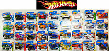 HOT WHEELS Macchine Die Cast 1:64  45 macchine assortite 5785 MATTEL -nuovo- IT