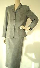Strukturierte Damen-Anzüge & -Kombinationen aus Polyester für Business-Anlässe