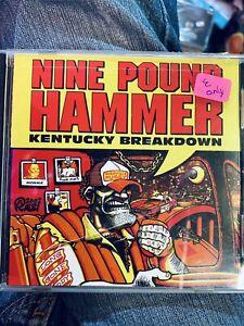 NINE POUND HAMMER - Kentucky Breakdown - CD - **Excellent Condition** - RARE