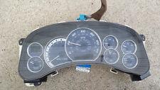 GM 2002 CADILLAC ESCALADE GAUGE INSTRUMENT CLUSTER Speedo SPEEDOMETER  15073350