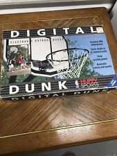 Brand New Vintage Huffy Digital Dunk Model 92Skp Basketball Scoreboard