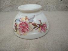 petit bol ancien shabby chic décor de roses