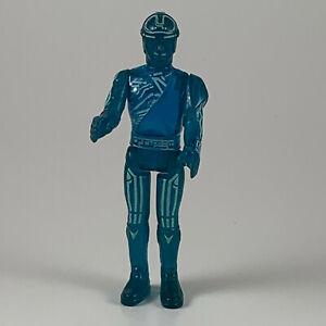 Flynn Tron 1981 Action Figure walt disney flyn blue tomy