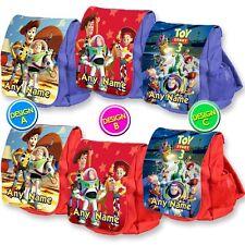 Personalised TOY STORY school bag kids childrens backpack rucksack nursery buzz