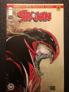 Spawn 308 NM She-Spawn and Reaper go on the offensive Todd McFarlane July 2020