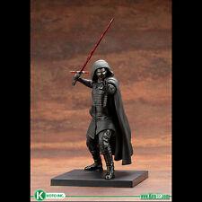 Star Wars KOTOBUKIYA ARTFX Force Awakens Kylo Ren Statue