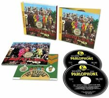 Beatles Sgt. Pepper's Lonely Hearts Club Band 50th Anniversary Edition 2 CD NEW