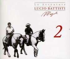 Le Avventure di Battisti E Mogol 2 [3 CD] - Battisti Lucio 88691922842 RCA