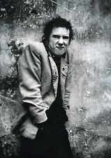Reproduction Johnny Rotten Poster, Punk Rock, Home Wall Art