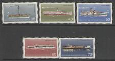 Germania sgb467 / 71 1975 Berlino le imbarcazioni da diporto MNH
