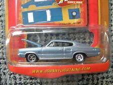 1966 DODGE CHARGER #4      2008 JOHNNY LIGHTNING JOHNNY RETRO R4   1:64 DIE-CAST