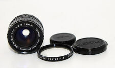 Pentax-110 18mm f/2.8 Lens For Pentax Auto 110 Camera - Free S&H