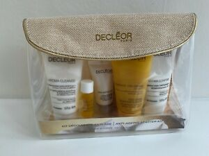 DECLEOR PARIS Anti-Ageing Starter Kit FACE & BODY Set : NEW