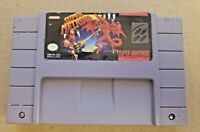 Super Metroid - Super Nintendo SNES - Tested, Working, AUTHENTIC CARTRIDGE!