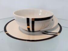 Teetasse Kaffeetasse Rosenthal COPULA Nero