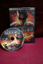 The Chronicles of Riddick (Unrated Director's Cut) Dvd, Colm Feore, Ke