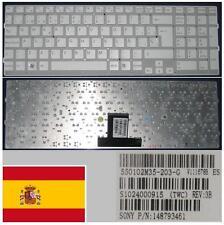 Teclado Qwerty Español SONY VAIO VPC-EB 550102M35-203-G S1024000915 148793461