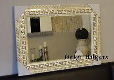 Spiegel Groß Wandspiegel Barock Art Medusa Badspiegel Dekoration Deko 50X70 WG
