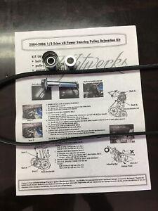 Power Steering Belt Relocation Kit Scion xB 2004 2005 2006 1/6 Air Ride