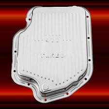 Chrome GM TH400 Transmission Pan For Chevy Oldsmobile Pontiac Buick