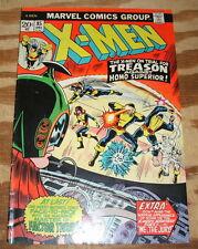 Uncanny X-Men #85 very fine 8.0