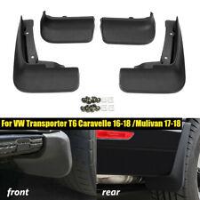 Car Mudguard Flap Splash Guard Fender For VW Transporter T6 T5Caravelle Mulivan