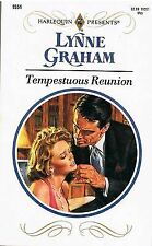 Tempestuous Reunion, Lynne Graham,0373115512, Book, Good