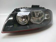 2008 AUDI A3 TDI S LINE 5Dr Hatchback 8P0941003L Headlight NS Left Passenger 216