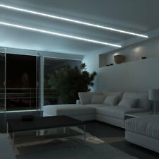 LED Licht Leiste Spann Band 40 Watt Ess Zimmer Decken Dimmer Stripe Länge 8m