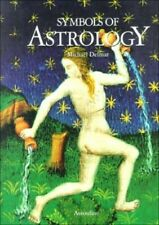 Symbols of Astrology by Delmar, Michael Book The Fast Free Shipping