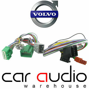 Volvo XC90 2002 On Prologic Bluetooth Parrot SOT T-Harness ISO Adaptor CT10VL05