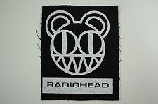 Radiohead Cloth Patch (Cp195) Rock Oasis Verve Keane Brit Pop Pablo Honey Kid A