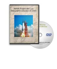 NASA Project Mercury Document Collection DVD - A649