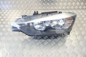 BMW 3-SERIES F30 RHD 2012 Front Left Headlight 7259539