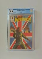 ETERNAL WARRIOR Yearbook 1 CGC 9.6 NM+  1990's Valiant