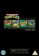 Teenage Mutant Ninja Turtles The Complete Seasons 1 and 2 Digital Versatile D