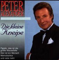 Peter Alexander Die kleine Kneipe (compilation, 16 tracks, BMG/AE) [CD]