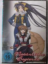 Natürliche Begierde + 1 Bonusfilm auf DVD - Schwestern lieben ihn - Erotik Manga