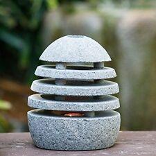 Stone Shade Candle Holder