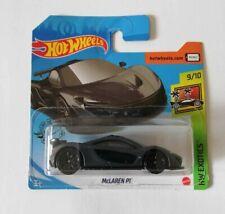 McLaren P1 Hot Wheels 2020 Caja N Exotics 9/10 Mattel
