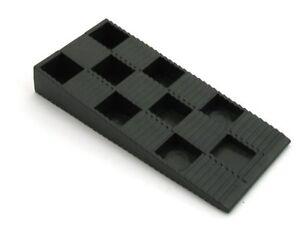 Montagekeile Kunststoff Keile Fensterkeile Verlegekeile 20 /50/100/250/500 Set