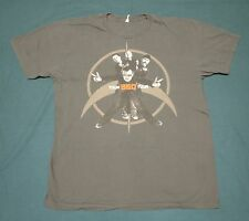 U2 360 Degree Tour 2009 T-Shirt size M dark gray