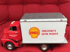 Ertl 1956 Ford F-100 Orloski's Quik Marts Shell Pick-up Bank