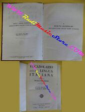 book libro Nicola Zingarelli VOCABOLARIO DELLA LINGUA ITALIANA 12 ristampa (L10)