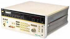 Hp Agilent 3586c Portable Benchtop Wave Analysis Selective Level Meter Unit