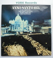 ANNO SANTO 1975 - The Holy Year 1975 - Ex Con Double LP Record Kansas 5350 601
