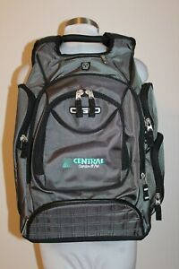 OGIO Street Metro Backpack *Embroidered Logo* Laptop Organizer Panel NEW