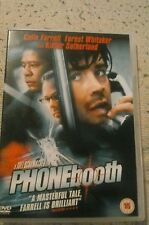 PHONEBOOTH (DVD) new not sealed. Colin farrell.